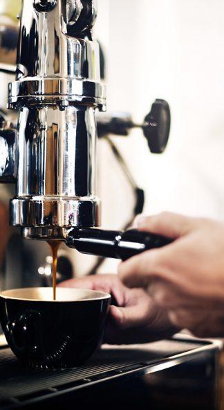 .Espresso-Röstungen